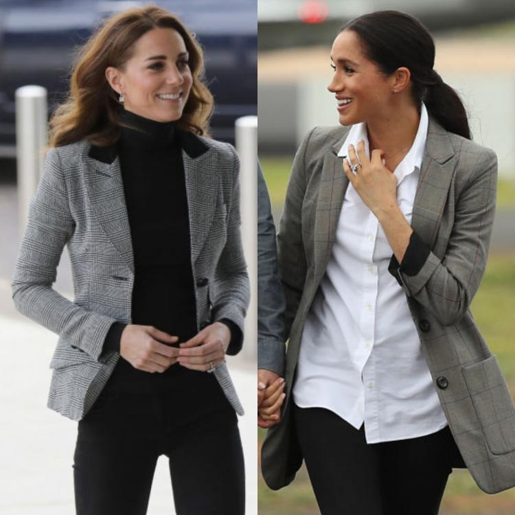 Kate Middleton and Meghan Markle: 5 times the sisters in law dressed like each other