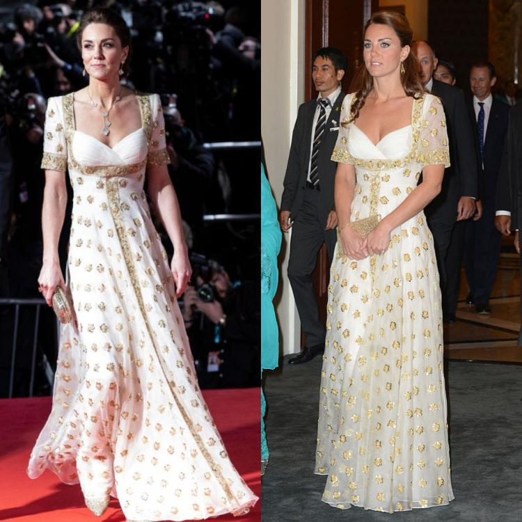 BAFTA 2020: Kate Middleton sends a powerful message with her Alexander McQueen dress