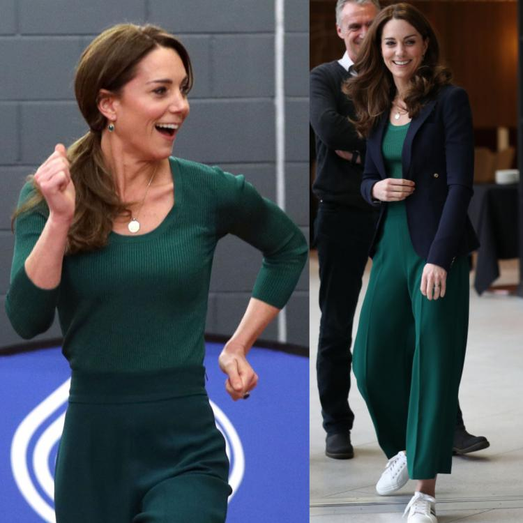 Kate Middleton's sporty look from Zara is the causal outfit every girl needs in her wardrobe: Yay or Nay?