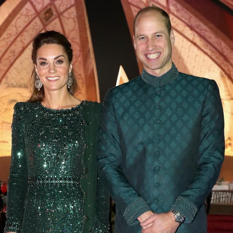 Kate Middleton and Prince William show us how to twin in desi outfits and give out couple goals