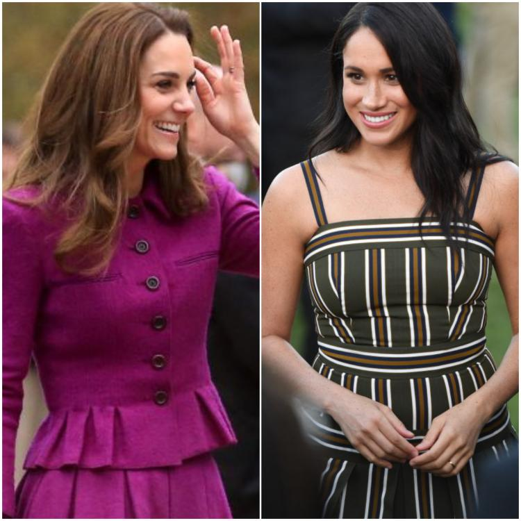 Kate Middleton takes style cues from sister in law Meghan Markle as she recycles her old outfit; Check it out