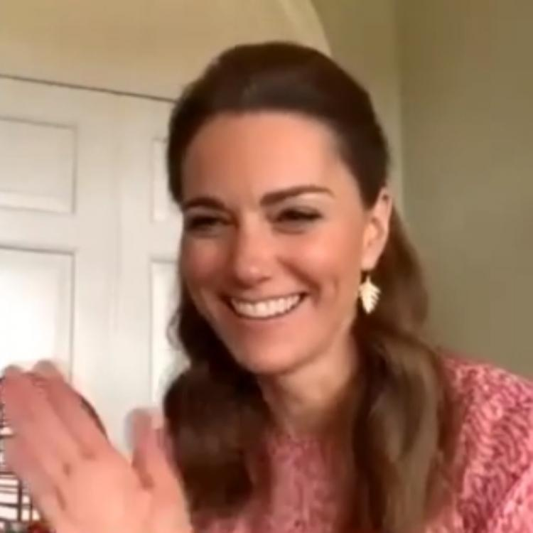 Prince William and Kate Middleton win hearts as they join nursing home residents to play virtual Bingo; WATCH