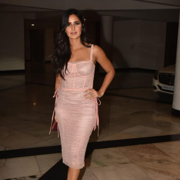 Katrina Kaif's outfit for Lakme Fashion Week's after party at Manish Malhotra's was worth Rs. 2.2 lakh?