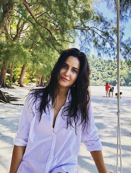 These Pictures From Katrina Kaif S Beach Vacation In