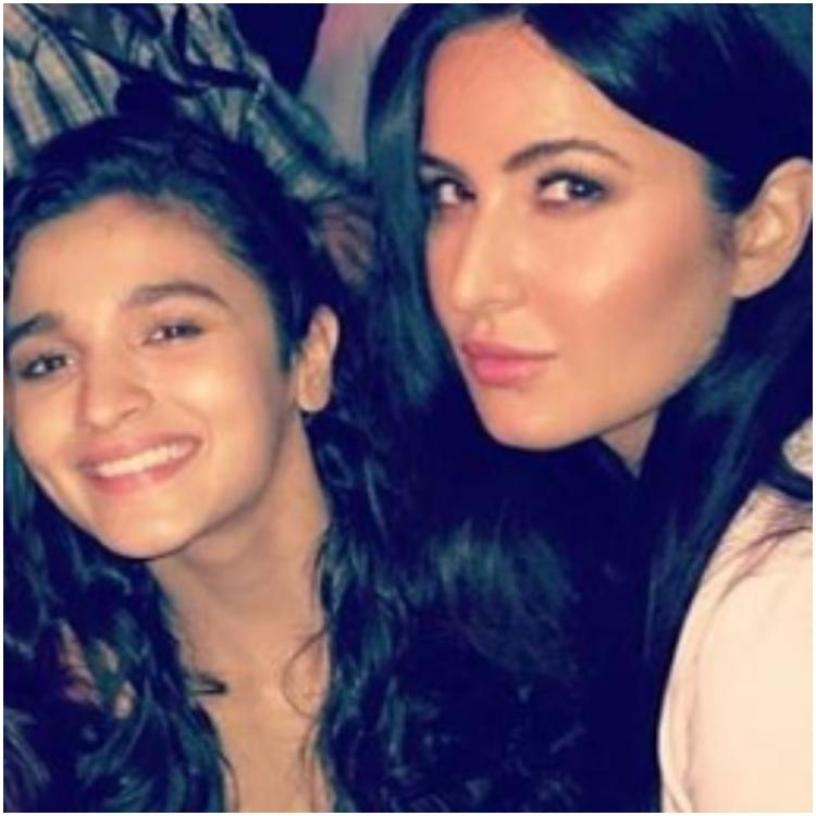 Katrina Kaif, Alia Bhatt hanging out together at parties in throwback photos will remind you of your BFFs