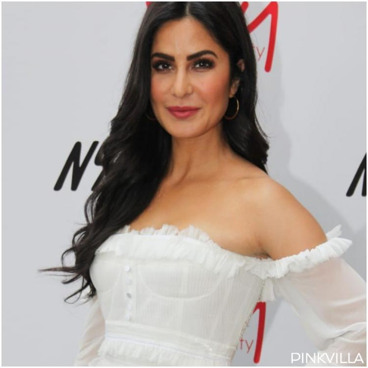 Katrina Kaif ditches Valentine's Day to celebrate 'Galentine's Day' in a gorgeous white dress; See PHOTOS