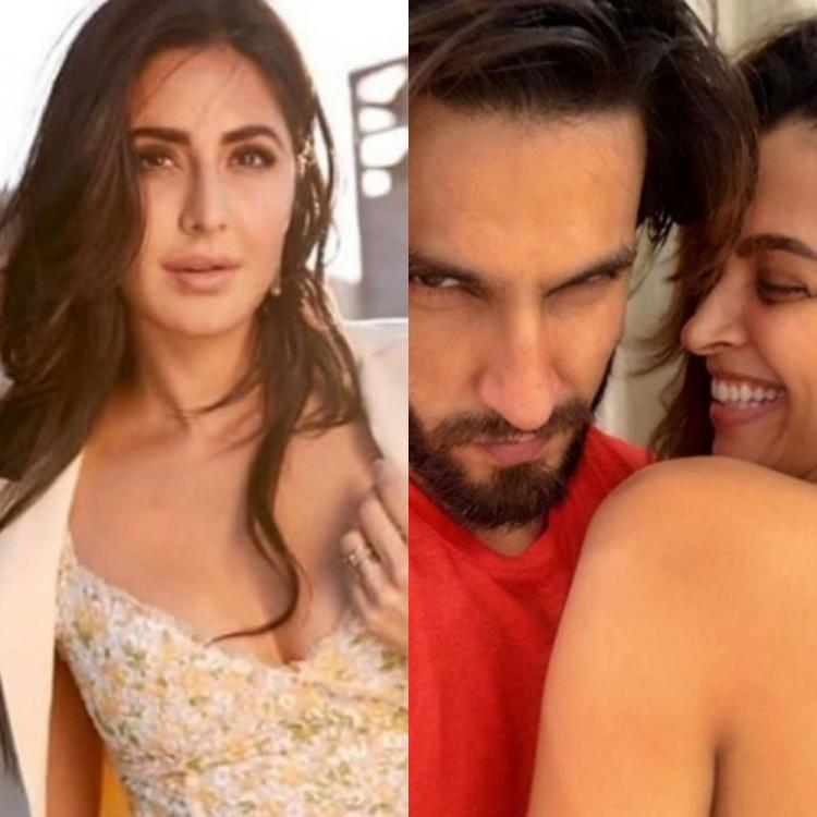Katrina Kaif gushes over Deepika Padukone and Ranveer Singh's PDA and her reaction is relatable AF