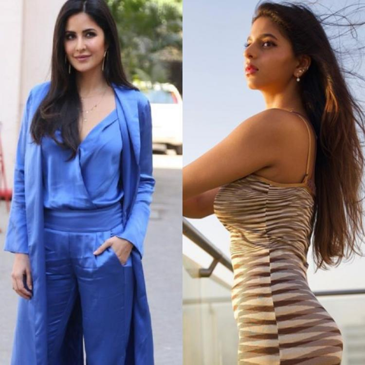 Katrina Kaif LOVES Suhana Khan's stunning birthday photos & Abram Khan's note for 'best sis in the world'