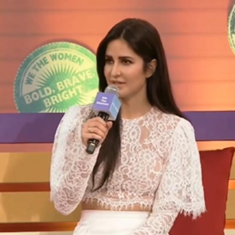 Katrina Kaif opens up on being stereotyped: Nobody can tell what I can do, that's for me to decide