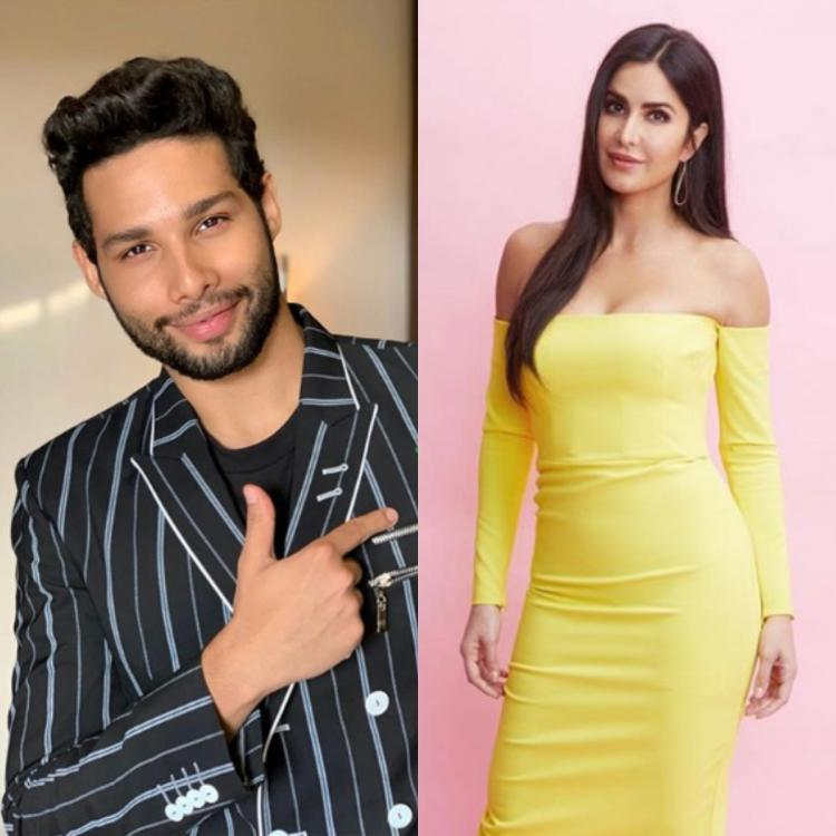 Katrina Kaif to collaborate with Siddhant Chaturvedi for a horror comedy; The latter confirms