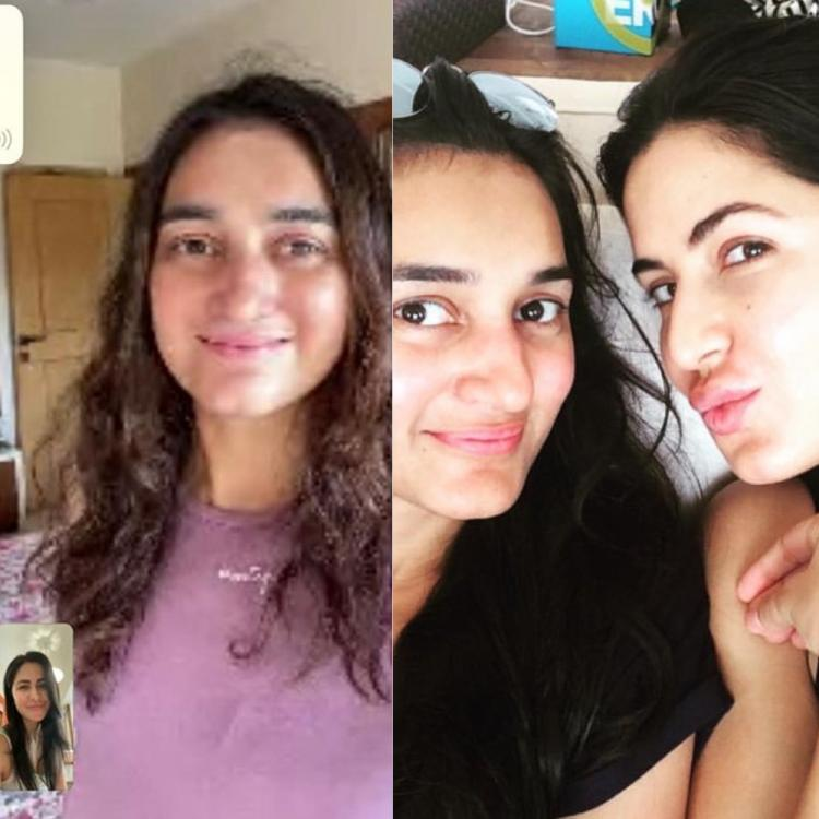 Katrina Kaif wishes BFF Karishma over video call & misses being with her; Writes 'birthdays in time of Corona'