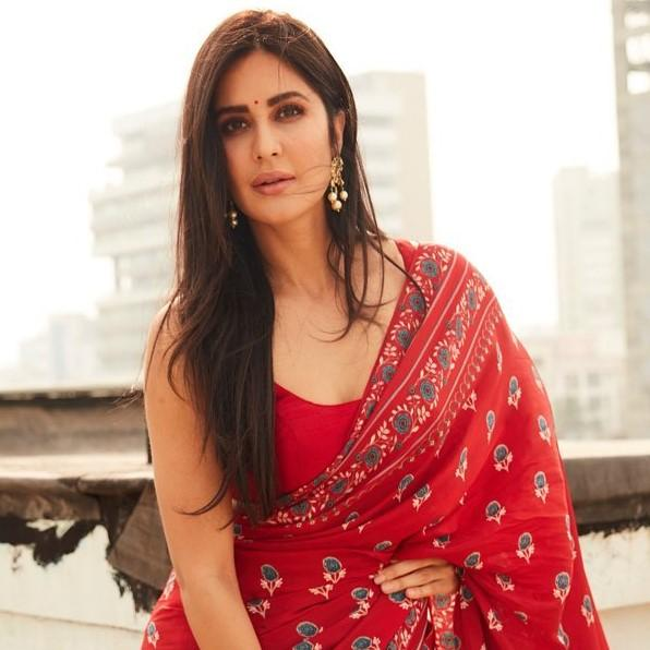 Katrina Kaif in Anita Dongre: Yay or Nay?