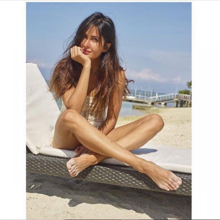 Katrina Kaif's first post on Instagram was all about smiling her way through new beginnings and beaches