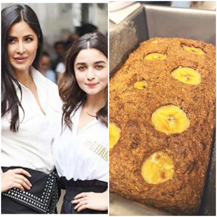 Katrina Kaif wants to eat Alia Bhatt's baked cake and we want it as much; See PHOTO