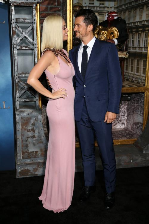 Katy Perry and Orlando Bloom will be welcoming their first child together in summer 2020.