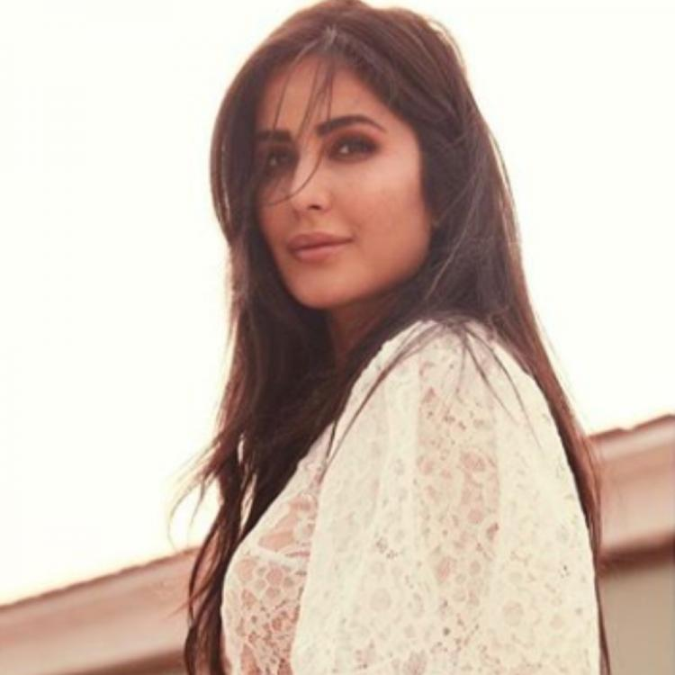 PHOTOS: Katrina Kaif proves that she is the ultimate slay queen as she poses in white co ords
