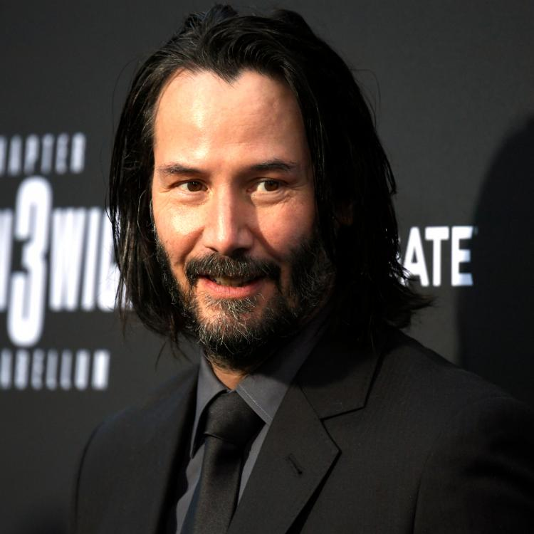 Keanu Reeves has a PRICELESS reaction to learning that the internet is obsessed with him