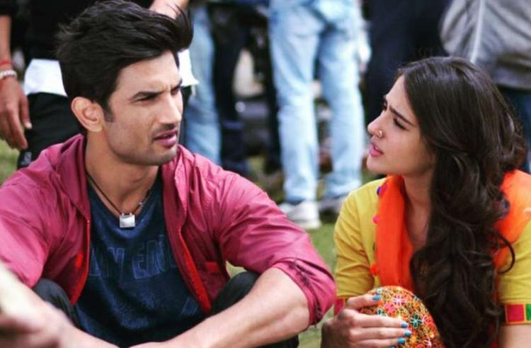 News,bollywood,Sara Ali Khan,Sushant Singh Rajput,Kedarnath
