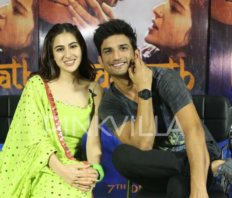 Sara Ali Khan,Sushant Singh Rajput,Exclusives,Kedarnath