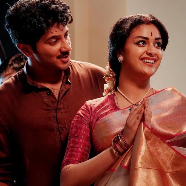 Keerthy Suresh gets emotional as Mahanati turns 1; Thanks Samantha, Dulquer and Vijay Deverakonda