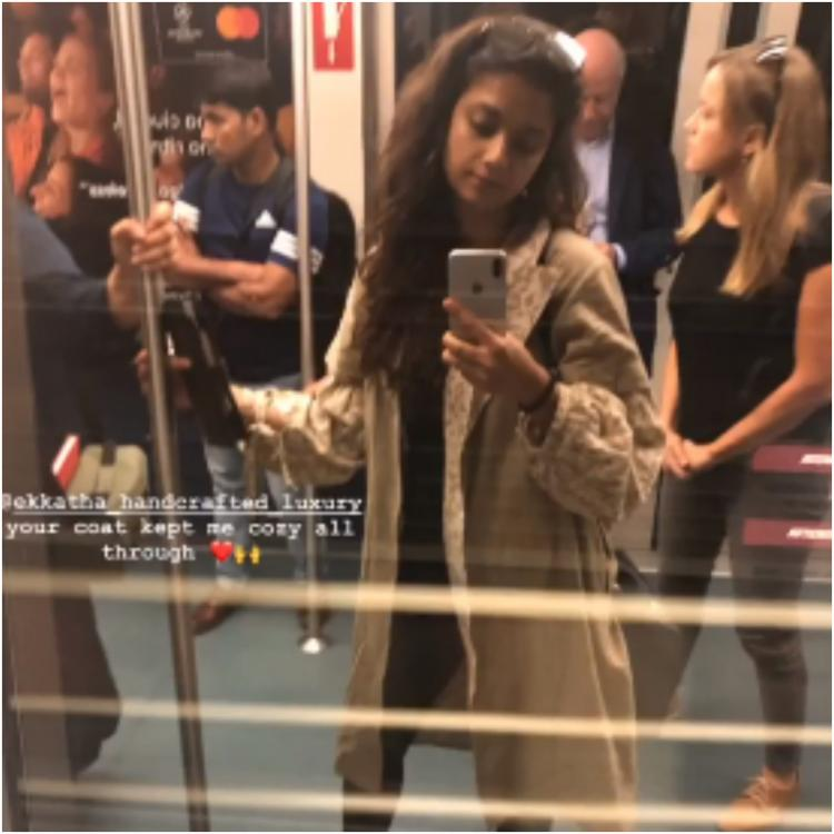 Keerthy Suresh looks unrecognizable in these latest pictures from Madrid