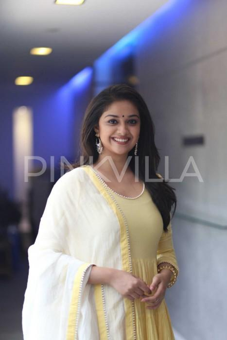 Keerthy Suresh all set to mark her Bollywood debut