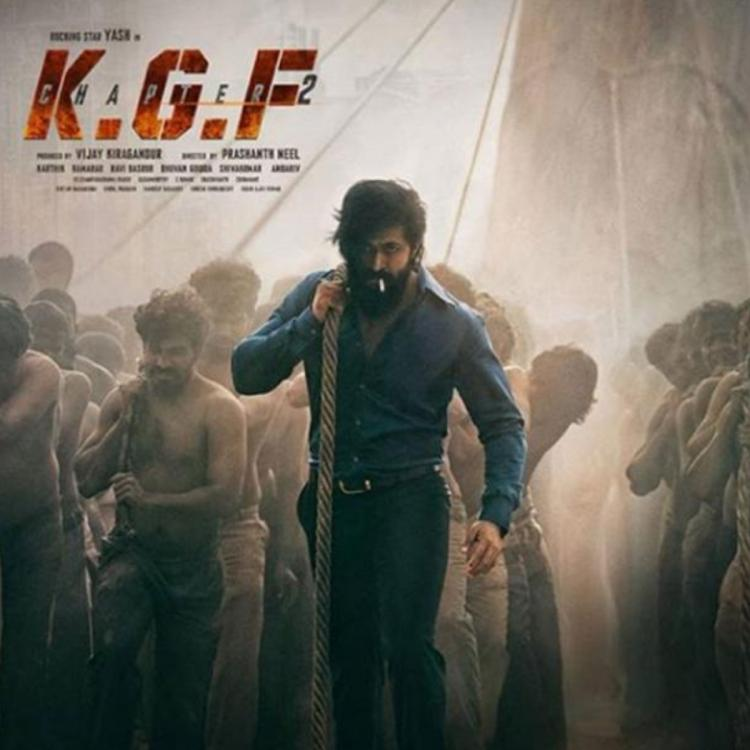 KGF: Chapter 2: Satellite rights of the Yash starrer sold for THIS whopping amount? Find Out