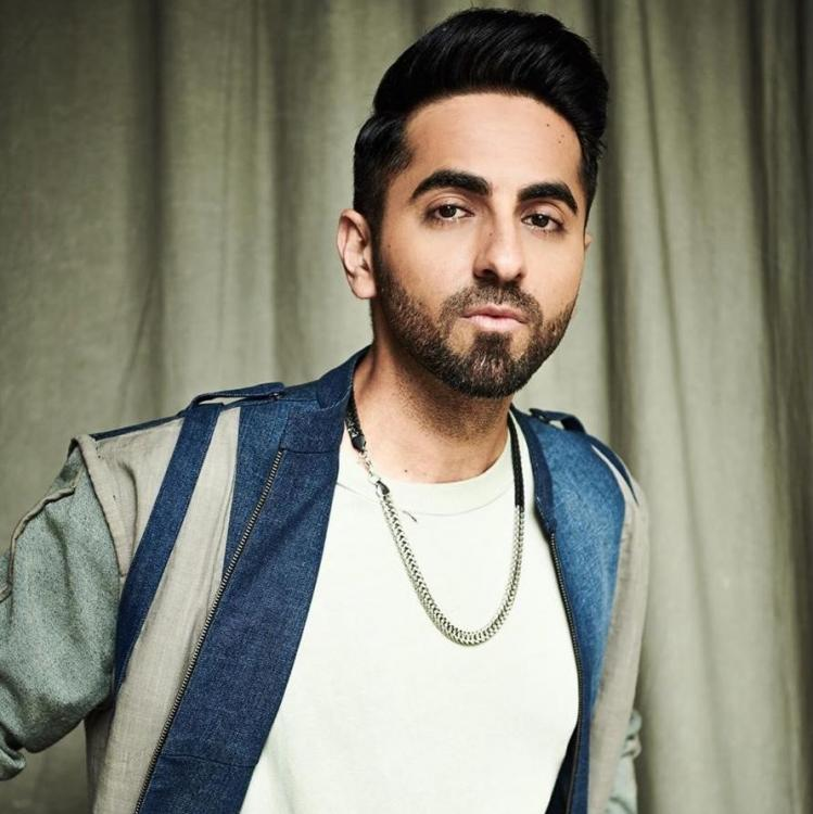 Ayushmann Khurrana says he never does films with the pressure to do Rs 100 crore business