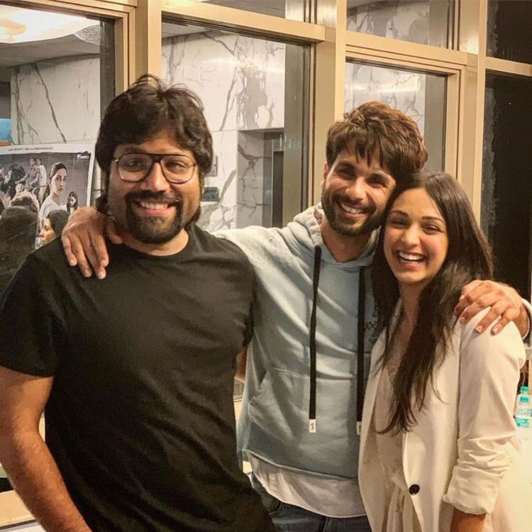 Kiara Advani couldn't stop laughing at 'one of the best' Kabir Singh memes; Deets Inside