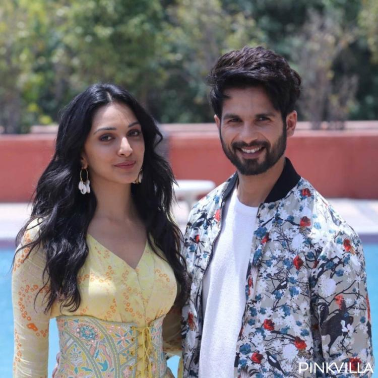PHOTOS: Shahid Kapoor and Kiara Advani flaunt their summer style as they promote Kabir Singh in Chandigarh