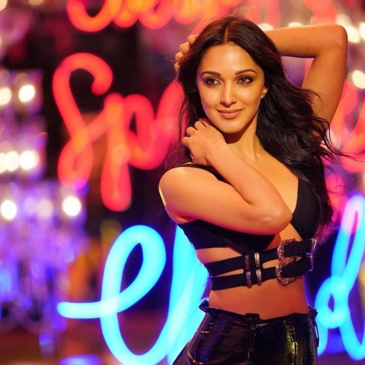 Kiara Advani shares a new still from Good Newwz, but her caption steals away the cake; Check it out