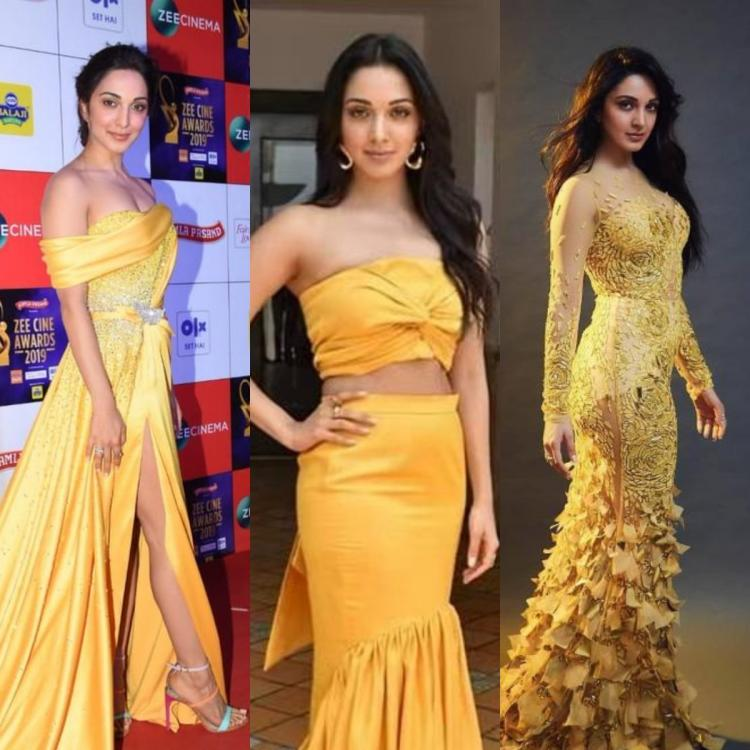 Are you obsessed with yellow? Then Kiara Advani's bright yellow outfits will surely LEAVE you astonished