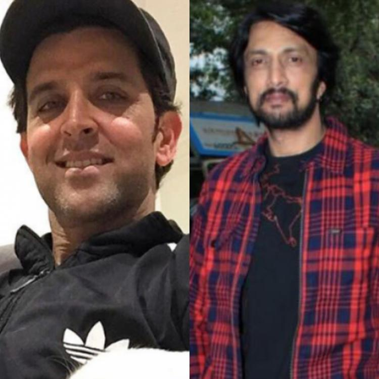 Kiccha Sudeep REVEALS his wife threatened him due to Hrithik Roshan; Here's Why