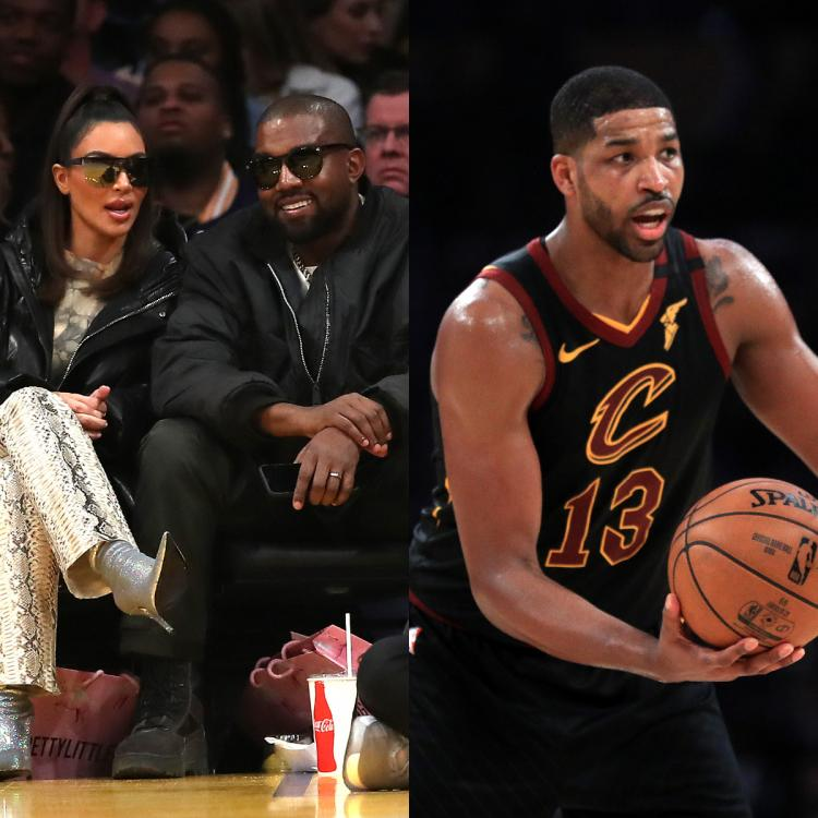 Kim Kardashian DENIES booing at Khloe's ex Tristan Thompson; Says,' I don't go to hate, only to cheer'
