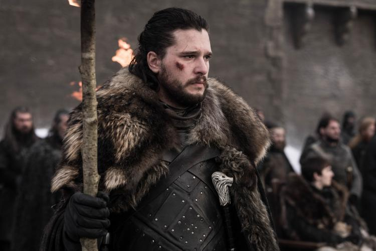Kit Harington has been nominated for an Emmy as Jon Snow in Game of Thrones Season 8.