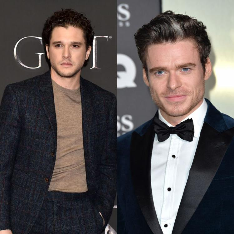 The Eternals' Richard Madden has a 'brilliant' reaction to Game of Thrones co star Kit Harington joining MCU