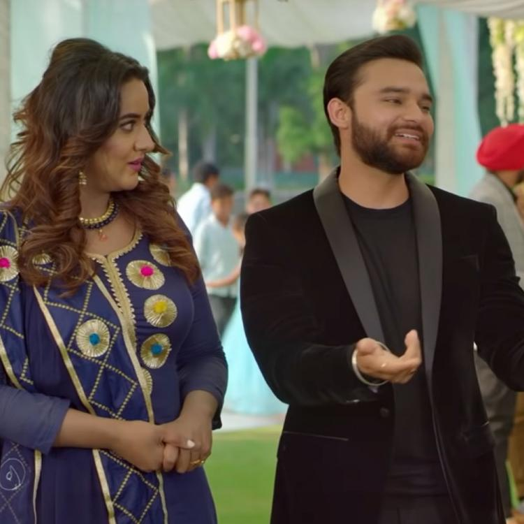 Kitty Party Trailer Out: Navv Bajwa and his women gang is on a hilarious quest to track the biggest con girl