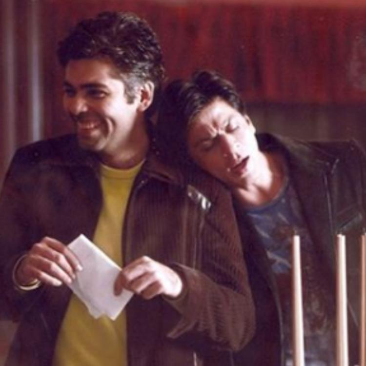 Karan Johar wishes 'Bhai' Shah Rukh Khan on his birthday, says 'you have been a tremendous influence'