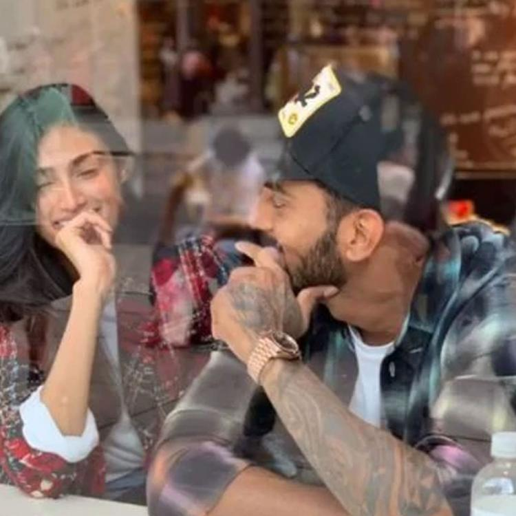 Athiya Shetty REACTS to dating rumours with KL Rahul; Says it's something personal and private