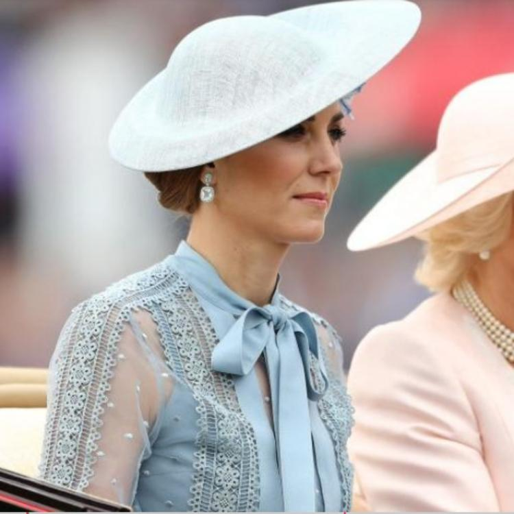 Kate Middleton accused of ignoring stepmother in law Camilla Parker Bowles; READ Details