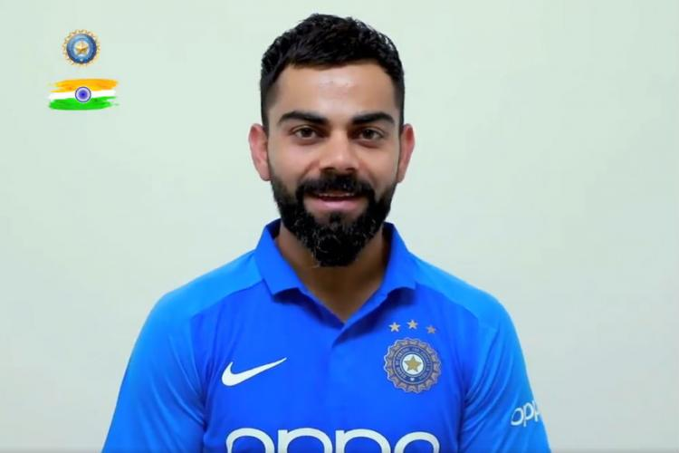 Team India cricketers wish nation on 73rd Independence Day