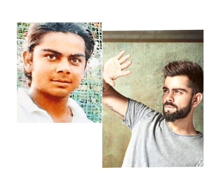 From Boy to Man: Virat Kohli shares throwback image as 16-year-old