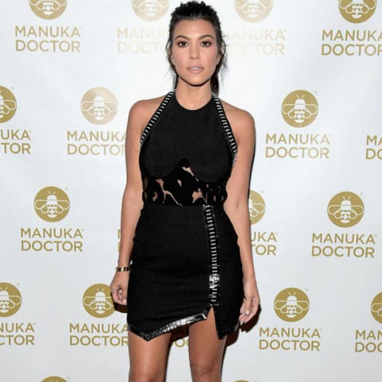 Kourtney Kardashian embraces herself after gaining a few pounds during lockdown; Says she's proud of her body