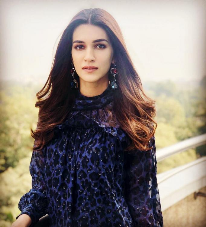 Kriti Sanon opens up about gaining weight for Mimi