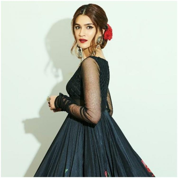 Kriti Sanon channels major retro vibes in Rohit Bal: Yay or Nay?