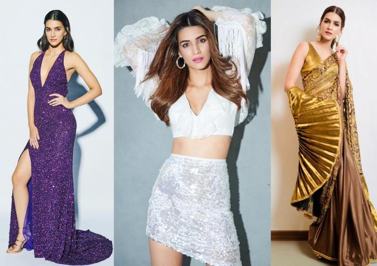 Kriti Sanon: THESE outfits from Kriti's wardrobe will make your eyes shine