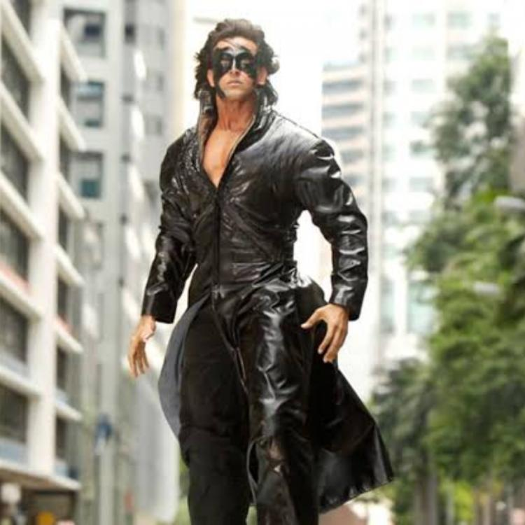 Hrithik Roshan to kickstart the shoot for Rakesh Roshan's superhero film Krrish 4 in January 2020? Deet Inside
