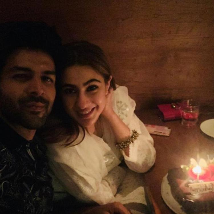 Kartik Aaryan & Sara Ali Khan spend some quality time in Bangkok on the latter's birthday; View Post
