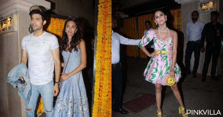PHOTOS: Parth Samthaan, Erica Fernandes, Karang Singh Grover and others attend Ekta Kapoor's b'day bash