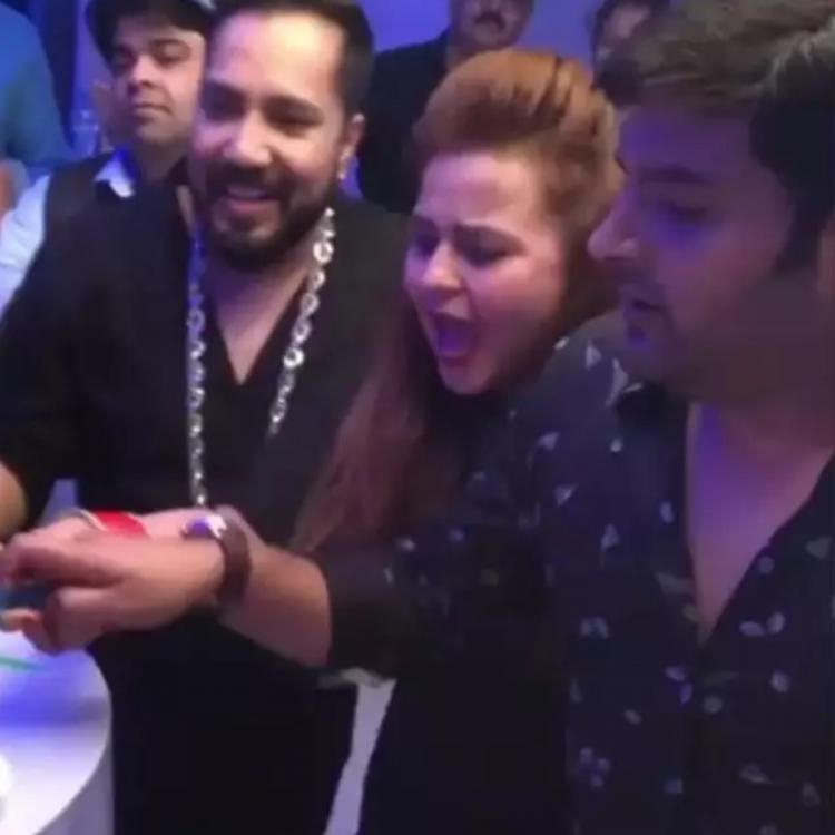 INSIDE VIDEOS: Kapil Sharma's birthday celebrations was no less than a big family party; check it out